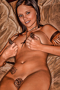 Naughty Native @ BaileyKnox.com